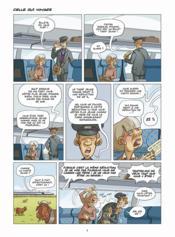 Les retraités en BD T.2 ; toujours jeunes - Couverture - Format classique