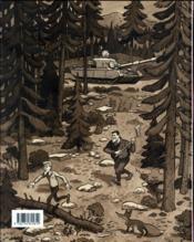 La forêt des renards pendus - 4ème de couverture - Format classique