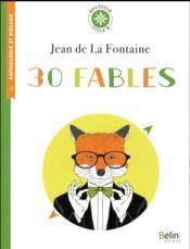 30 fables - Couverture - Format classique