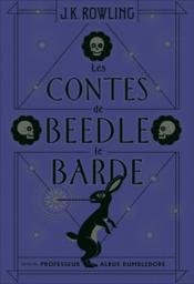 Les contes de Beedle le Barde - Couverture - Format classique