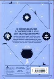 Les contes de Beedle le Barde - 4ème de couverture - Format classique
