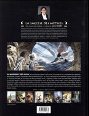 La naissance des dieux - 4ème de couverture - Format classique