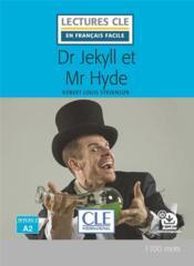 FLE ; Dr. Jekyll et Mr. Hyde ; niveau A2 - Couverture - Format classique