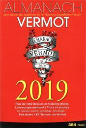 Almanach Vermot 2019 (édition 2019) - Couverture - Format classique