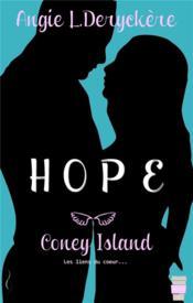 Hope t.2 ; Coney Island - Couverture - Format classique