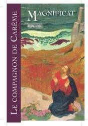 Le compagnon de Carême (édition 2019) - Couverture - Format classique