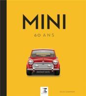 Mini, 60 ans - Couverture - Format classique