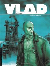Vlad ; Intégrale vol.1 - Couverture - Format classique