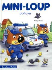 Mini-Loup policier - Couverture - Format classique
