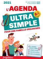 Frigobloc ; l'agenda ultra simple pour une famille organisée (édition 2021) - Couverture - Format classique