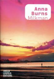 Milkman - Couverture - Format classique