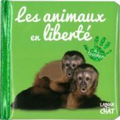 Les animaux en liberté - Couverture - Format classique