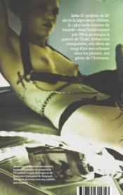 Icône H. : Hélène de Troie - 4ème de couverture - Format classique