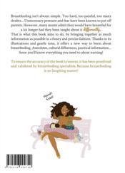 My completely illustrated breastfeeding book - 4ème de couverture - Format classique