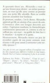 La Foudre - 4ème de couverture - Format classique