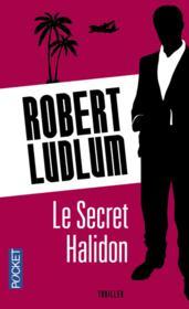 Le secret Halidon - Couverture - Format classique