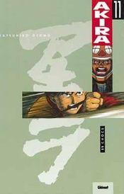 Akira - tome 11 - Intérieur - Format classique