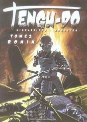Tengu-do t.2 ; ronin - Intérieur - Format classique