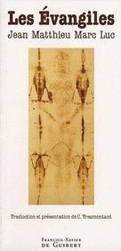 Les évangiles (2e édition) - Intérieur - Format classique