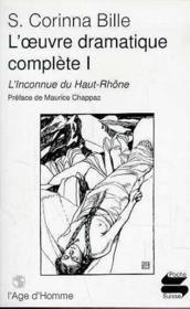Oeuvre Dramatique Complete T.1 Ps151 - Couverture - Format classique