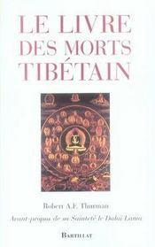 Le livre des morts tibétain - Intérieur - Format classique