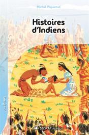 Histoires d'indiens - Couverture - Format classique