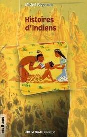 Histoires d'indiens - Intérieur - Format classique