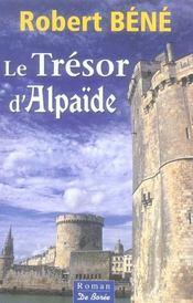 Tresor D Alpaide (Le) - Intérieur - Format classique