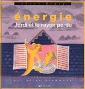 Jordi Et Le Rayon Perdu - Couverture - Format classique