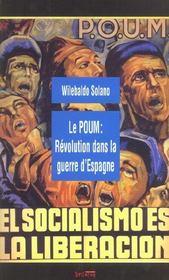 Poum : revolution dans la guerre d'espagne - Intérieur - Format classique