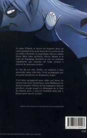 Amulet T.2 ; la malédiction du gardien de la pierre - 4ème de couverture - Format classique