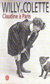 Claudine à Paris - Couverture - Format classique
