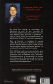 Vague de châleur - 4ème de couverture - Format classique