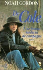 Docteur Cole Femme Medecin - Couverture - Format classique
