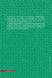 Le Coran avec dictionnaire encyclopédique du Coran - 4ème de couverture - Format classique
