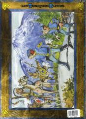 Les tuniques bleues t.55 ; Indien, mon frère - 4ème de couverture - Format classique
