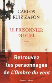 Le prisonnier du ciel - Couverture - Format classique