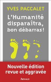 telecharger L'humanite disparaitra, bon debarras ! livre PDF en ligne gratuit