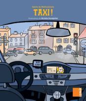 AUX 4 VENTS ; CE1 ; taxi ! - Couverture - Format classique