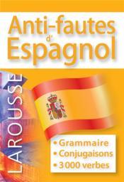 telecharger Anti-fautes d'espagnol livre PDF/ePUB en ligne gratuit
