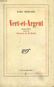Vert-Et-Argent. - Couverture - Format classique