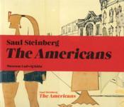 Saul steinberg the americans - Couverture - Format classique