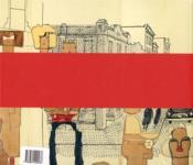 Saul steinberg the americans - 4ème de couverture - Format classique