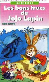 Les Bons trucs de Jojo Lapin - Couverture - Format classique