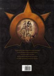 Les naufragés d'Ythaq T.11 ; l'haleine de l'ogre - 4ème de couverture - Format classique
