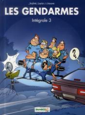 Les gendarmes ; INTEGRALE VOL.3 ; T.5 ET T.6 - Couverture - Format classique