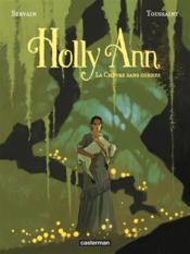 Holly Ann T.1 ; la chèvre sans cornes - Couverture - Format classique