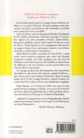 Pô, le roman d'un fleuve - 4ème de couverture - Format classique