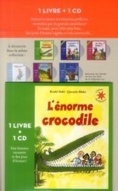 L'énorme crocodile - 4ème de couverture - Format classique