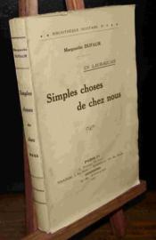 En Lauragais - Simples Choses De Chez Nous - Couverture - Format classique